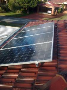 installation solar